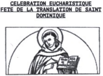 Translation Saint Dominique